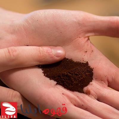میزان آسیاب قهوه