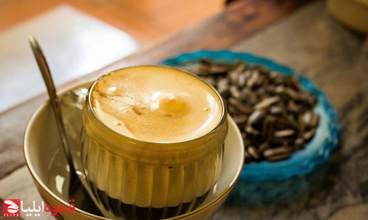 طرز تهیه قهوه تخم مرغ ویتنامی ( Vietnamese Egg Coffee )