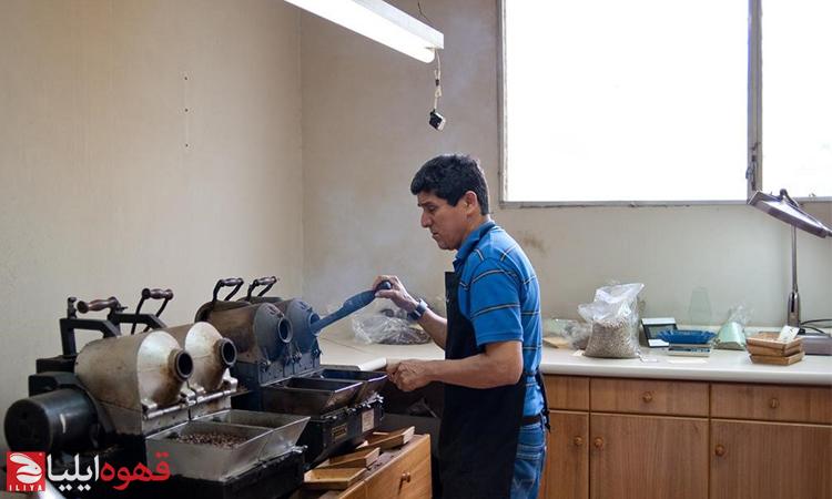 رست نمونه قهوه ( sample roasting ) چیست ؟