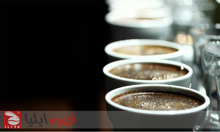 کاپینگ ( cupping ) یا تست قهوه