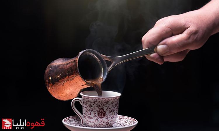 آموزش گرفتن فال قهوه