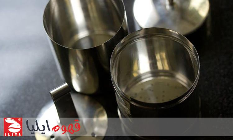 قهوه فیلتری هند ( Indian filter coffee )