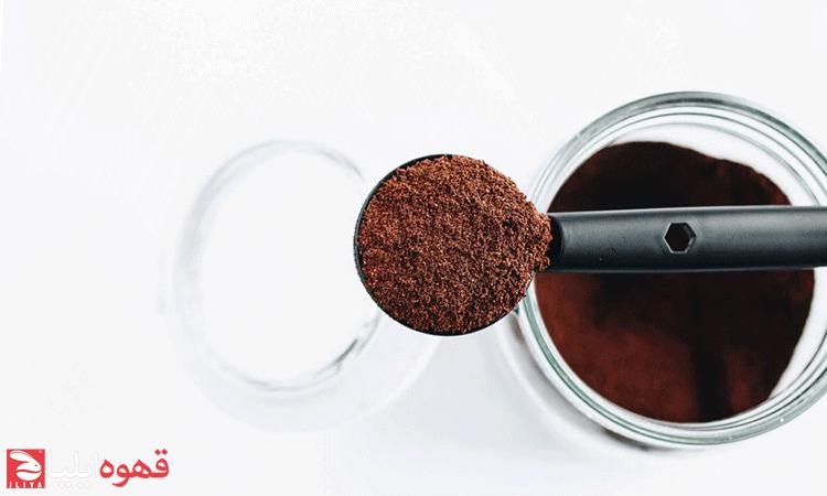 قهوه از پیش آسیاب شده