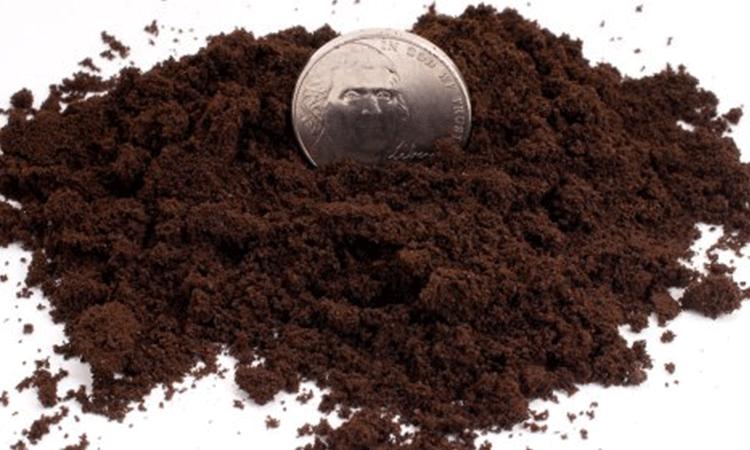 راهنمای درجه آسیاب قهوه (خیلی ریز)