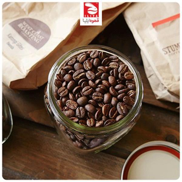 ذخیره و نگهداری قهوه