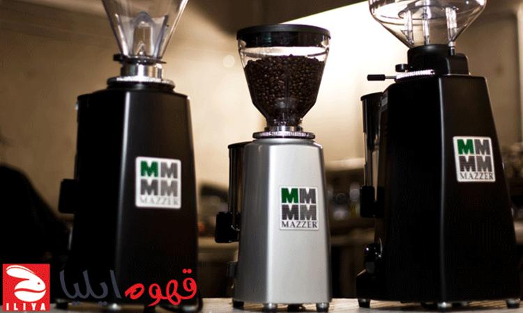 آسیاب قهوه حرفه ای برقی