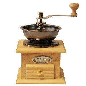 آسیاب قهوه خانگی چوبی