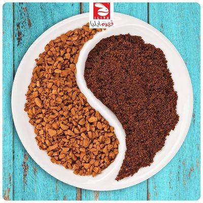 پودر قهوه فوری نسکافه چیست