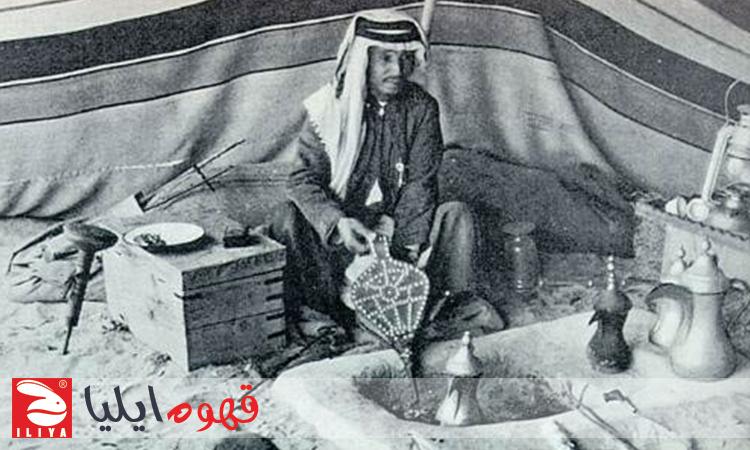 روش سنتی تهیه قهوه عربی
