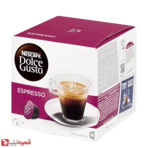 کپسول دولچه گوستو Espresso