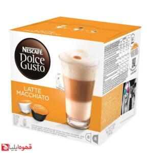 کپسول دولچه گوستو Latte Macchiato