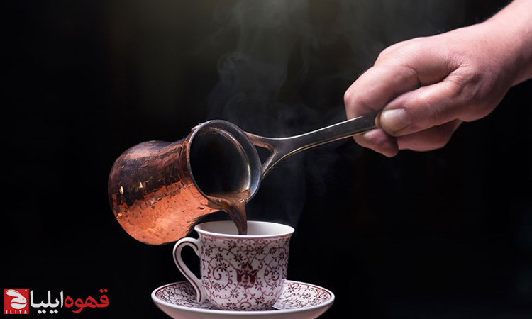 گرفتن فال قهوه با قهوه ترک