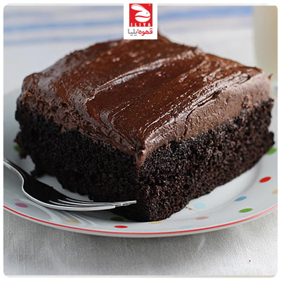 طرز تهیه کیک شکلات قهوه