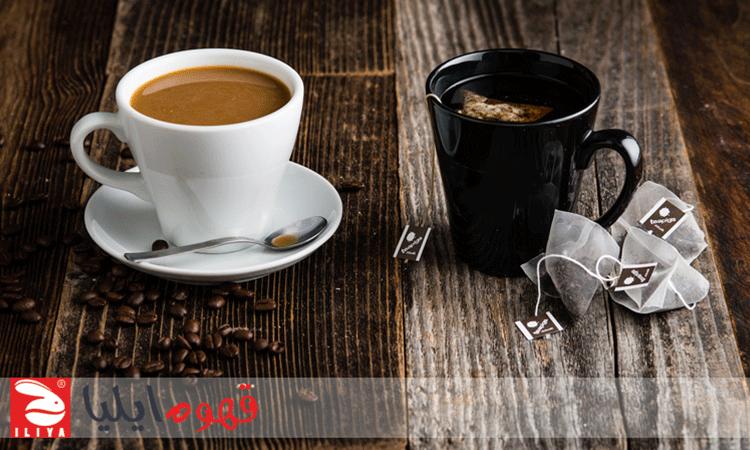 چای و قهوه کافئین بالا