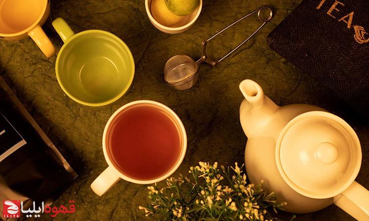 دمنوش و چای