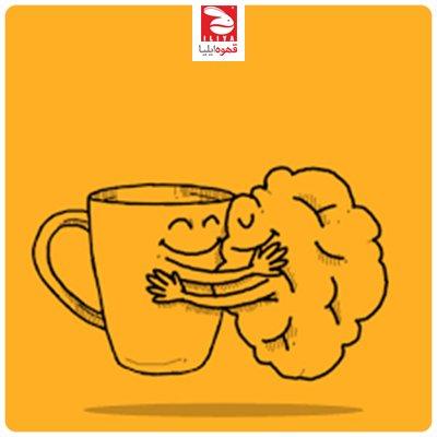 اینفوگرافیک : چرا مغز شما به قهوه علاقه دارد ؟