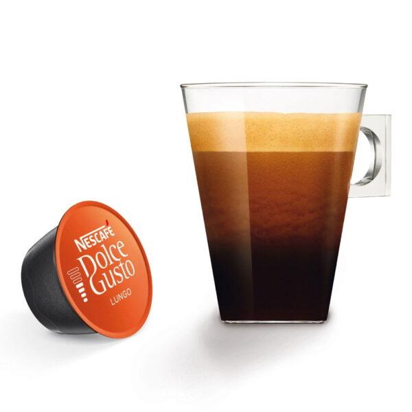 لذت قهوه با دولچه گوستو لانگو اینتنسو