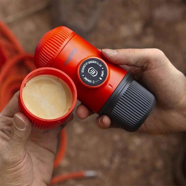 قهوه اسپرسو با نانو پرسو