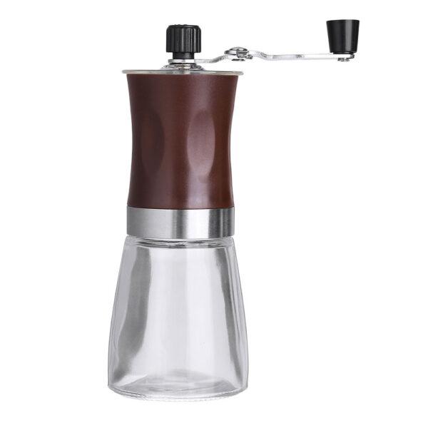 آسیاب قهوه دسته تاشو خانگی
