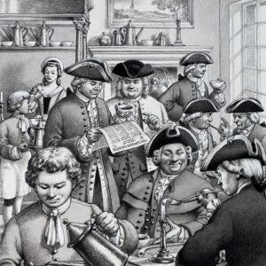 قهوه و انقلاب