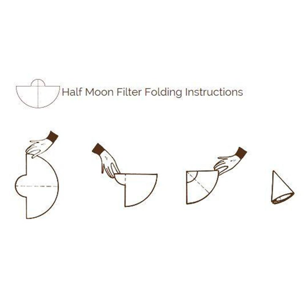 راهنمای تا زدن فیلتر کمکس سه کاپ