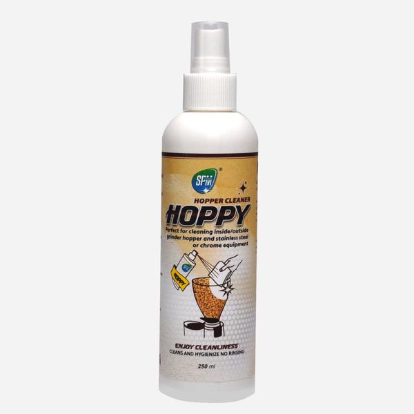 اسپری نظافت هاپر آسیاب قهوه SPM