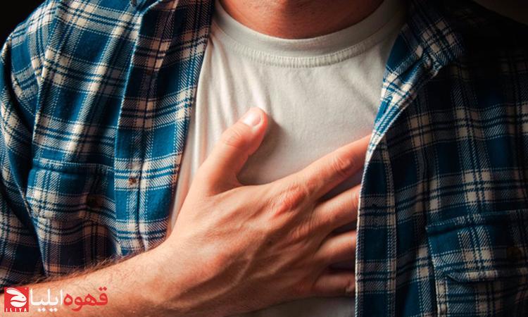 هفت نشانه مصرف کافئین زیاد