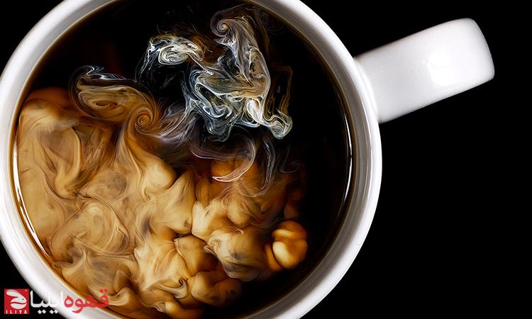 شیر قهوه چیست ؟