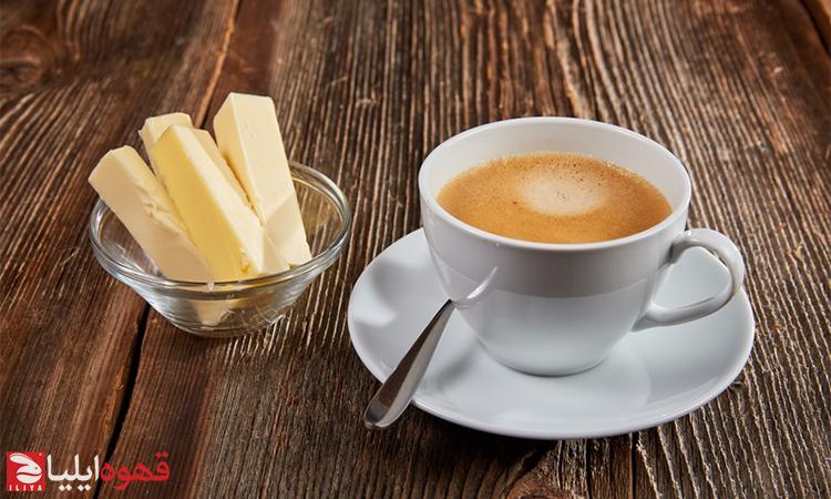 طرز تهیه قهوه بولت پروف ( Bulletproof Coffee )
