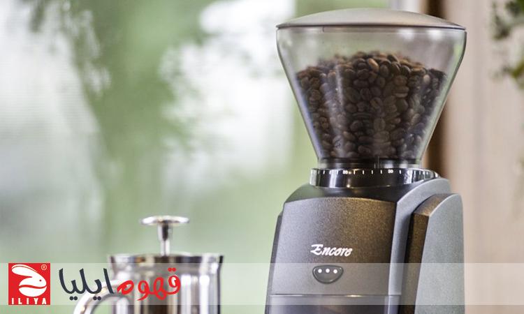 آسیاب قهوه خانگی