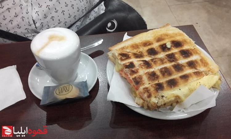طرز تهیه کافه لاگریما آرژانتین