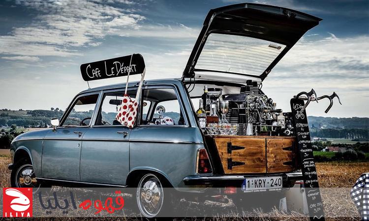کافههای سیار ( Mobile Cafe )