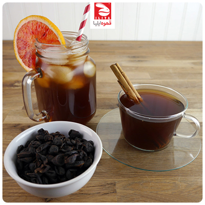 طرز تهیه چای گیلاس قهوه، کاسکارا ( Cascara )
