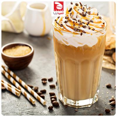 طرز تهیه قهوه بستنی آلمانی (Eiskaffee)
