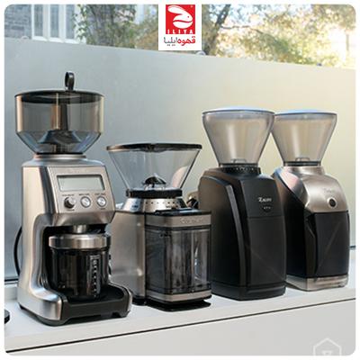 مقایسه آسیاب های قهوه باراتزا