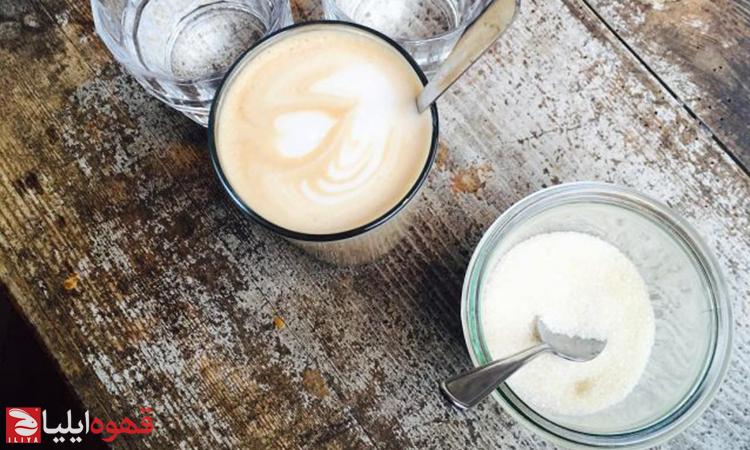 چرا برخی از قهوه ها شیرین هستند ؟