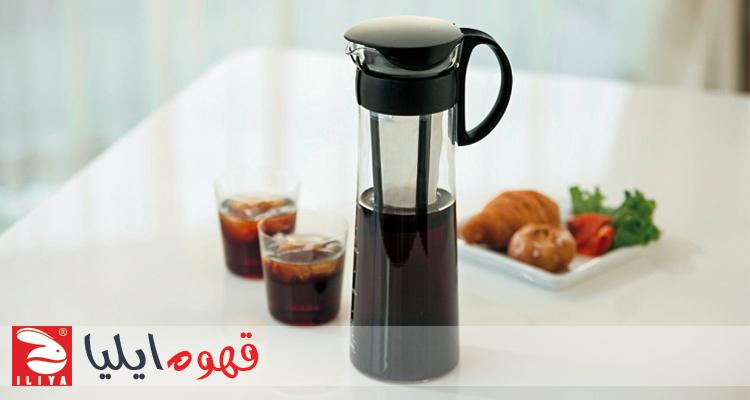 قهوه سرد دم ( Cold Brew Coffee )