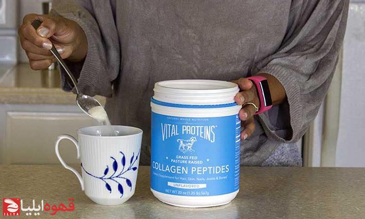 آیا تا به حال به قهوه خود پودر کلاژن اضافه کرده اید ؟