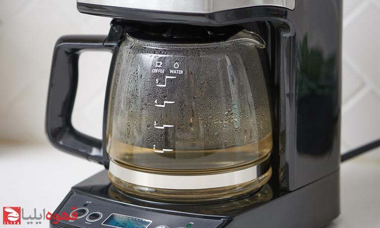 چگونه قهوه ساز خود را رسوب زدایی کنیم ؟