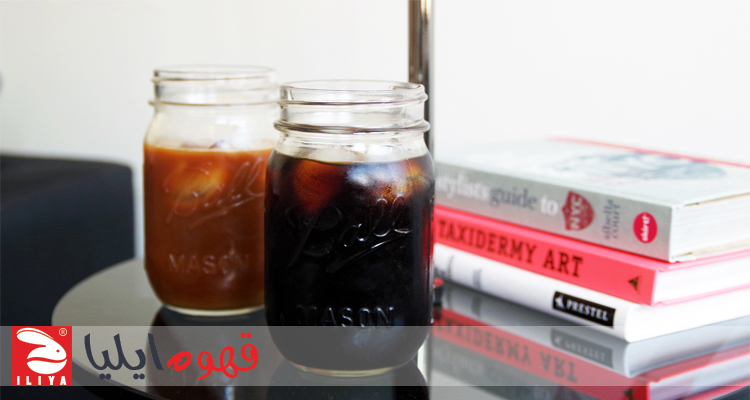 قهوه دَمِ سرد ( Cold Brew Coffee )