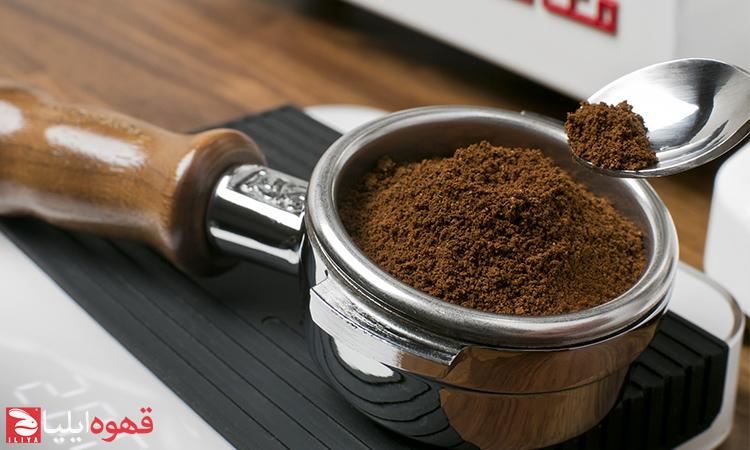 اهمیت تناسب در تهیه قهوه