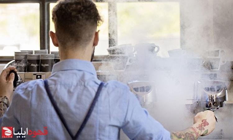 چگونه دستگاه اسپرسوساز را تمیز نگهداریم ؟