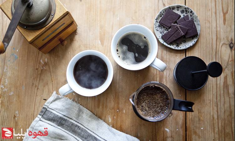 آب نسل سوم قهوه چیست ؟