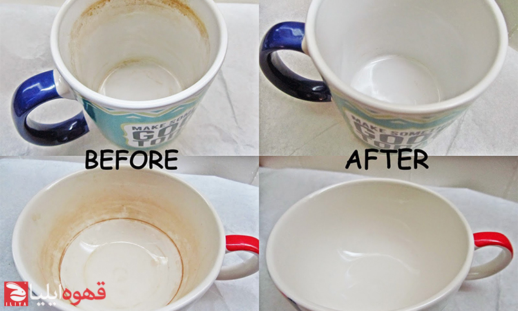 در اینجا روشی بسیار ساده و ارزان برای تمیز کردن جرمهلی قدیم قهوه از فنجان و قوری و یا هر ظرف دیگری برای شما بیان خواهیم کرد. با ما همراه باشید .