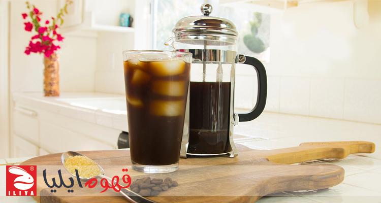 قهوه دم سرد ( Cold Brew Coffee )
