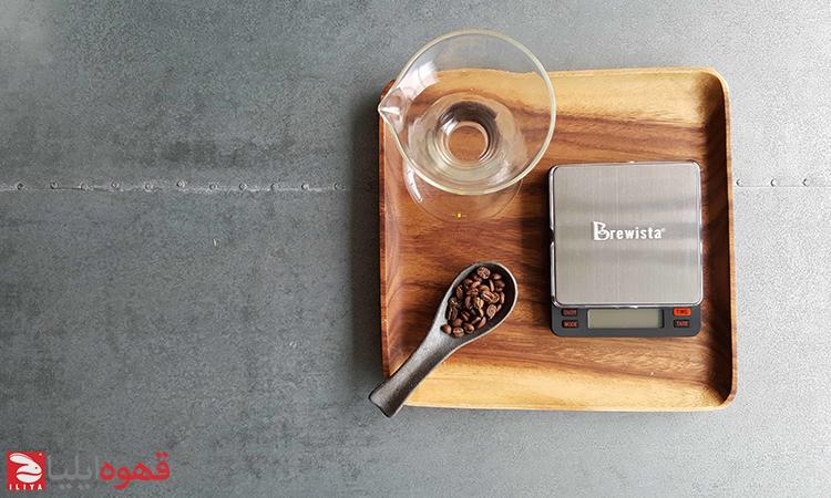 ترازو و کاربرد آن در صنعت قهوه