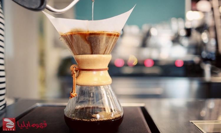 روشهای تهیه قهوه