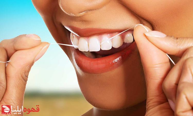 چگونه دندان های خود را در بابر قهوه محافظت کنیم ؟