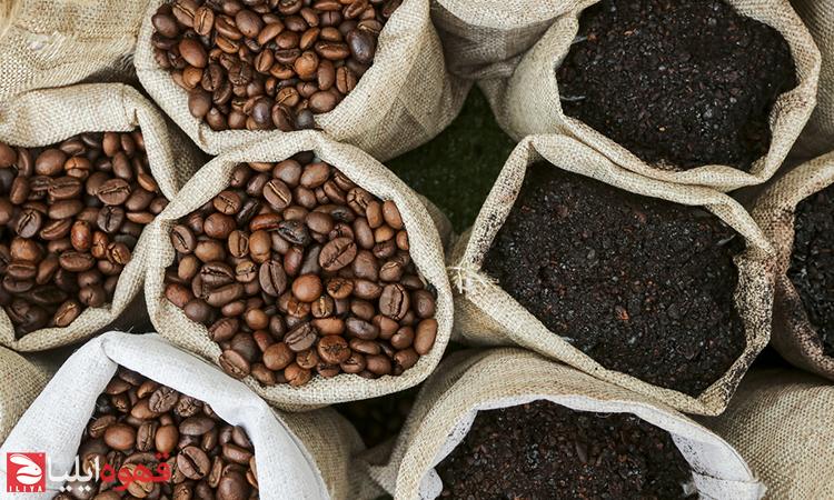 راهنمایی برای ترکیب دانههای قهوه