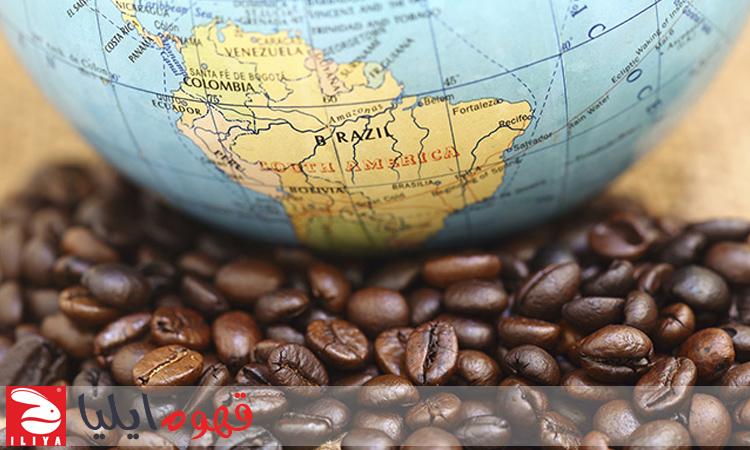 10 کشور برتر جهان در مصرف قهوه